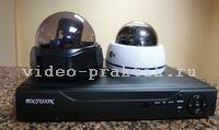 Системы AHD видеонаблюдения